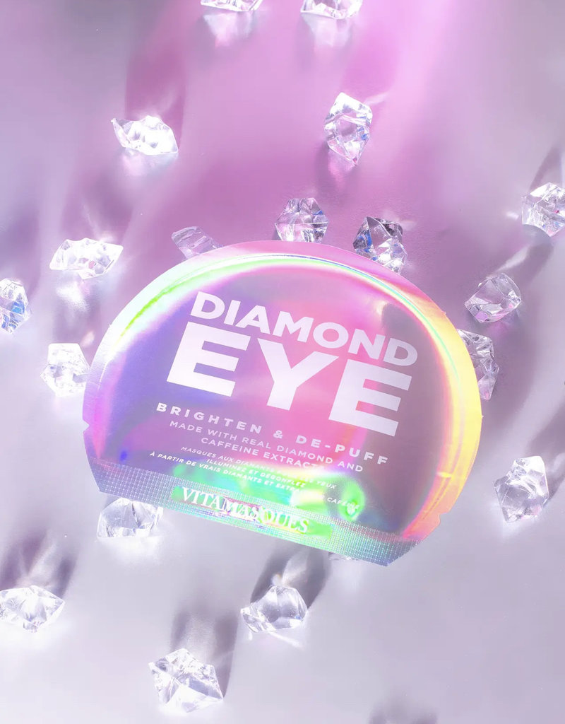 Vitamasques Diamond Eye Pads