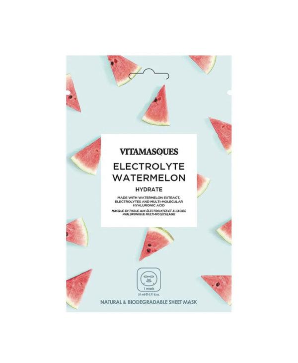 Electrolyte Watermelon Face Sheet Mask