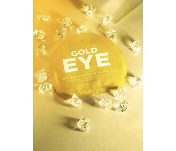 Gold Eye Pads