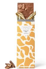Compartes Chocolates Potato Chip Crisp Milk Chocolate Bar