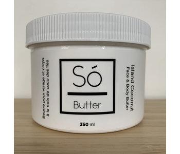 Sweet Butter - Island Coconut