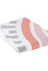 Stephan Baby Swaddle Blanket - Let's Chase Rainbows