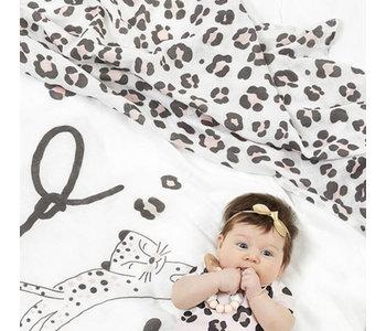 Swaddle Blanket - Cheetah