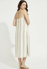 Gentle Fawn Santolina Dress, Sage Stripe