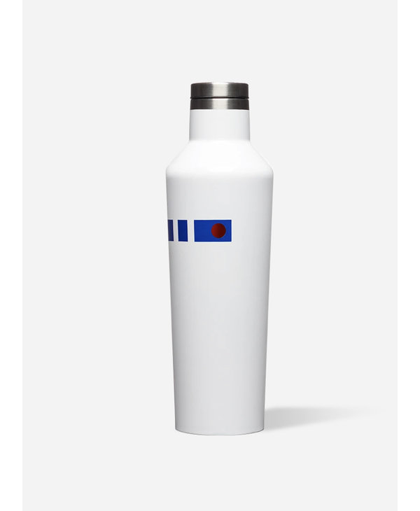 STAR WARS™ × CORKCICLE,  R2D2 16oz Canteen