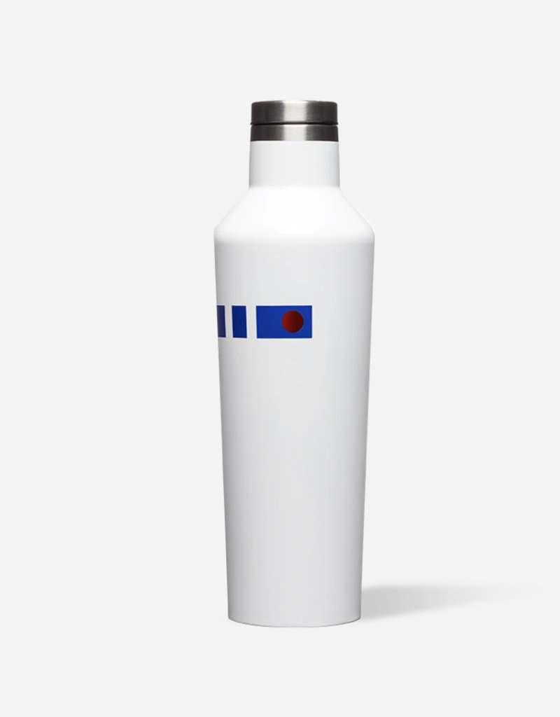 Corkcicle STAR WARS™ × CORKCICLE,  R2D2 16oz Canteen