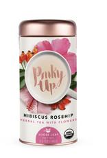 Pinky Up Hibiscus Rosehip Loose Tea