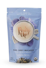 Pinky Up Earl Grey Macaron Loose Leaf Tea Pouch
