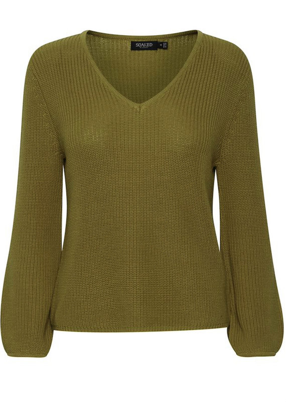 Soaked In Luxury Tuesday Cotton Jumper