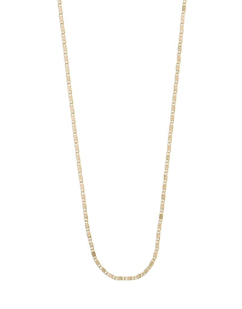 Pilgrim Parisa Necklace, Gold Plated