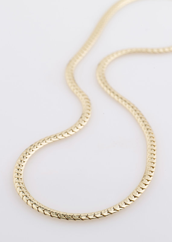 Pilgrim Talia Necklace, Gold Plated