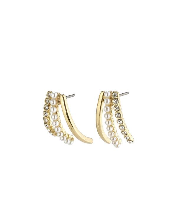 Cherised Crystal Earrings