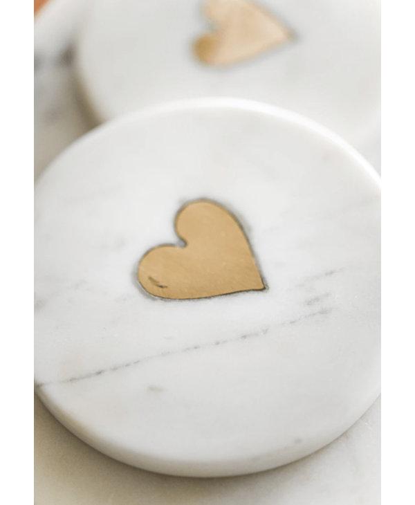 Sweet Heart Coaster