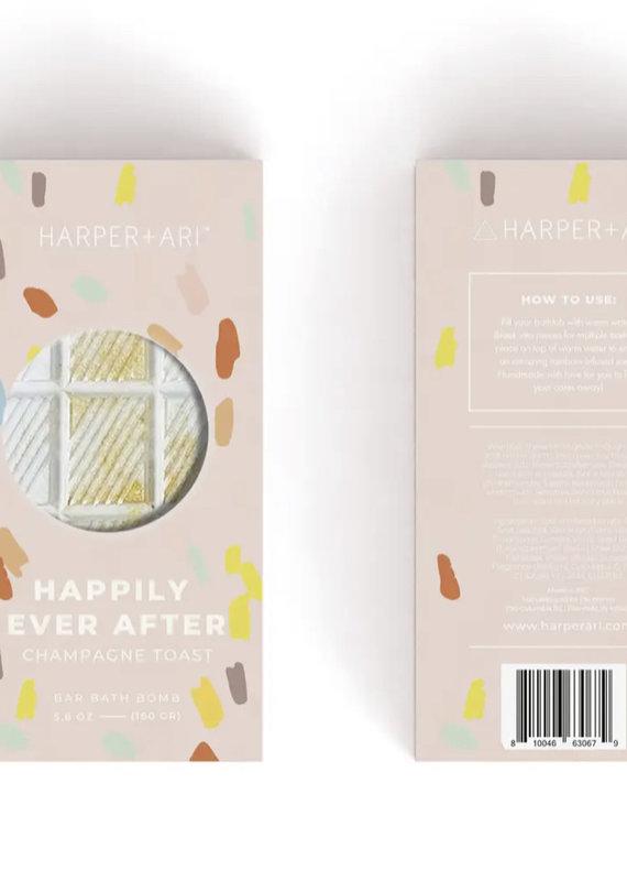 Harper + Ari Happily Ever After Bath Bar
