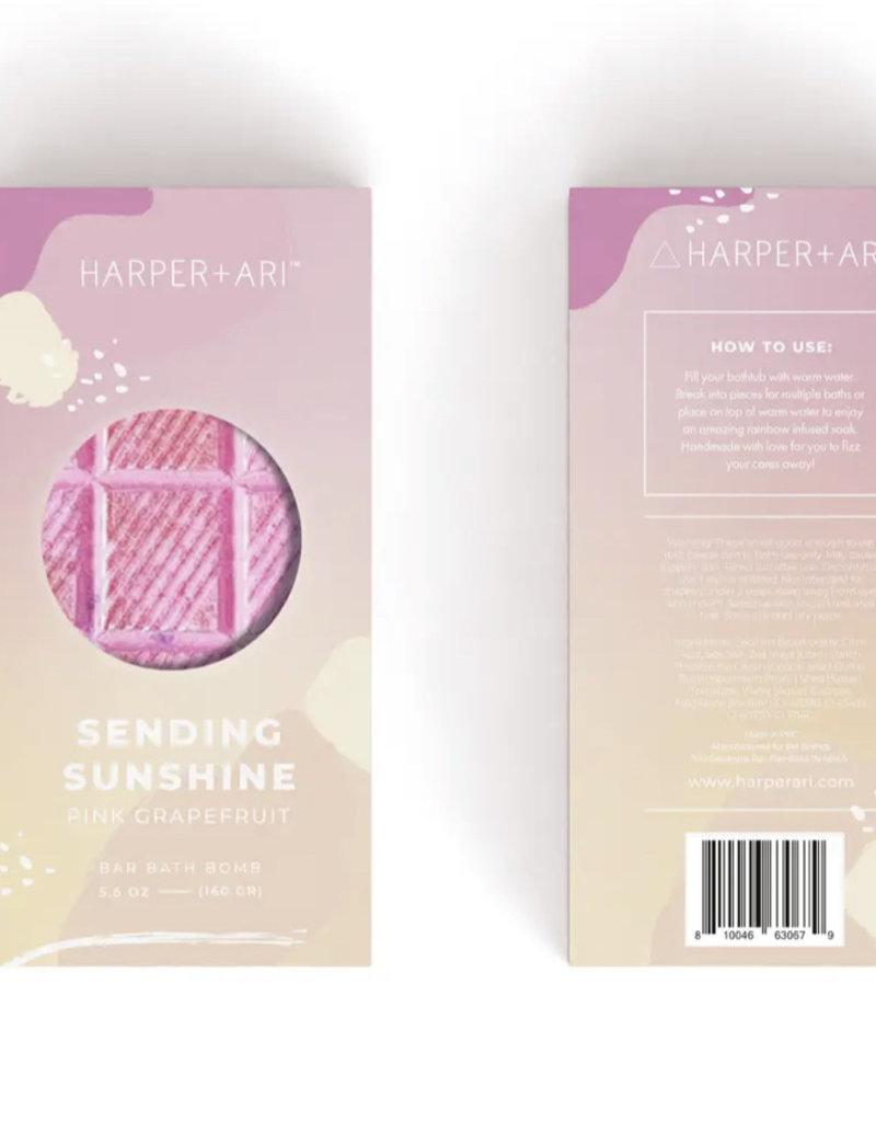 Harper + Ari Sending Sunshine Bath Bar