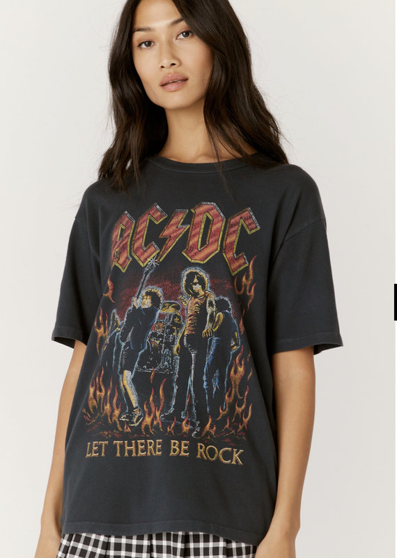 Day Dreamer AC/DC Let There Be Rock Weekend Tee