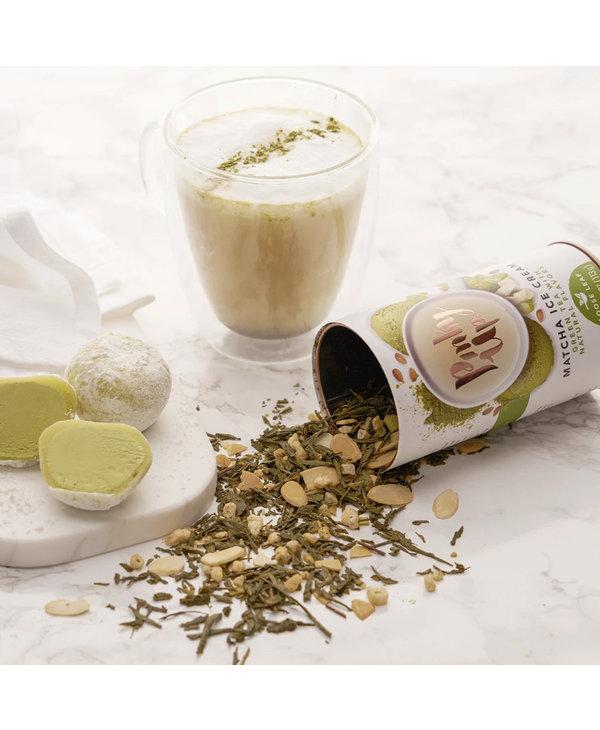 Matcha Ice Cream Loose Tea