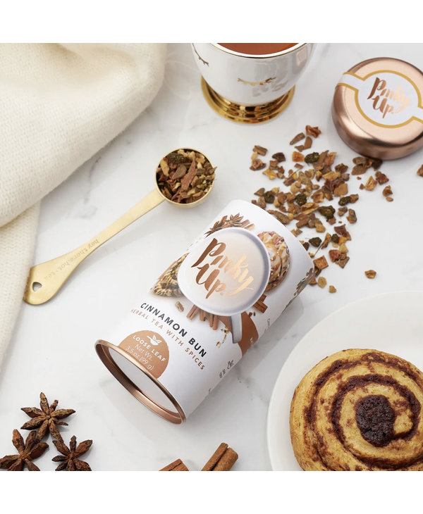 Cinnamon Bun Loose Tea