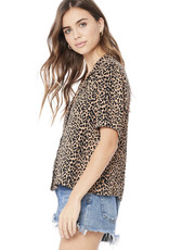 Saltwater Luxe Tiff Blouse, Frappe