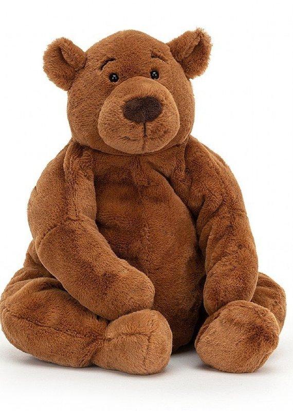 """Jellycat Inc. Rumpletum Bear 11"""""""