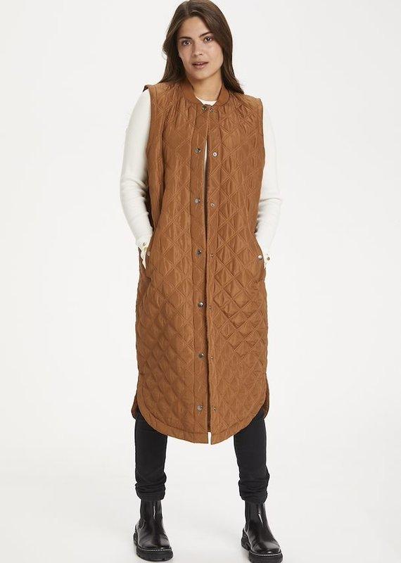 Kaffe Meria Quilted Waist Coat