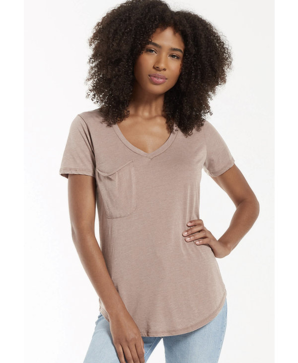 The Pocket Tee (multiple colours)