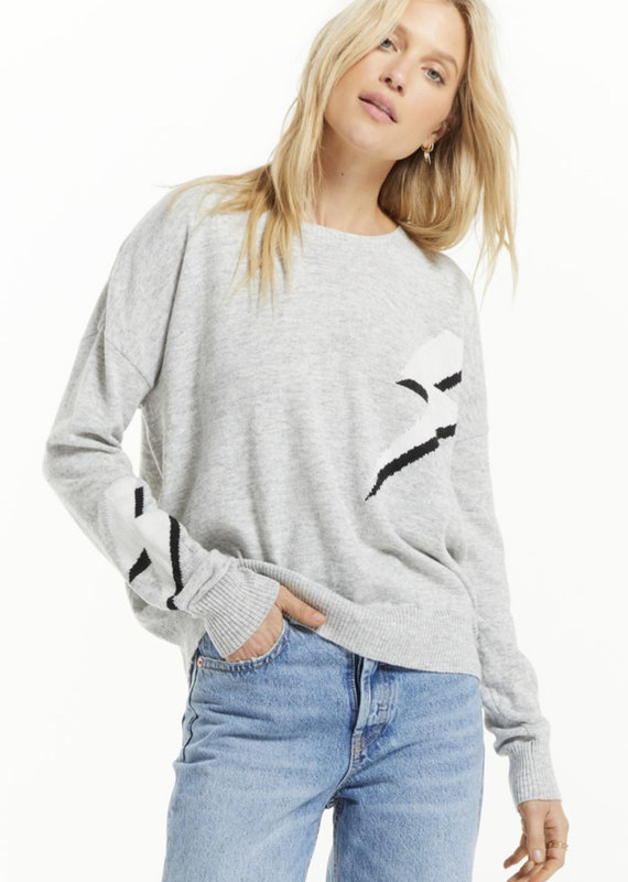 Z Supply Larisa Bolt Sweater