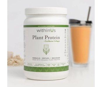 Plant Protein + TruMarine® Collagen Jar