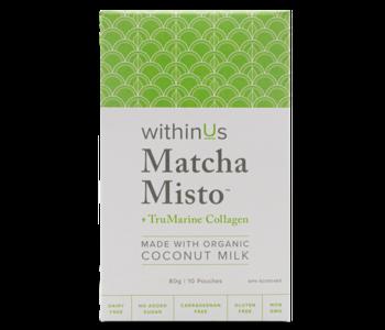 Matcha Misto + TruMarine Collagen Box
