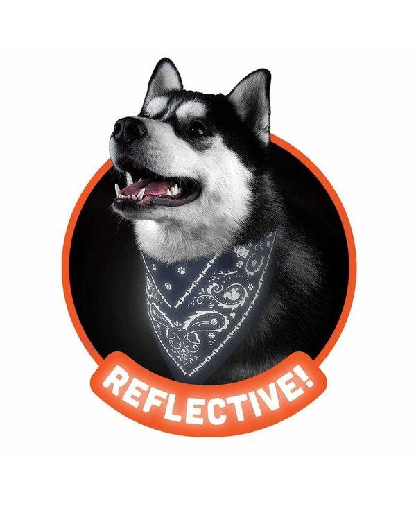 Reflective Dog Bandana