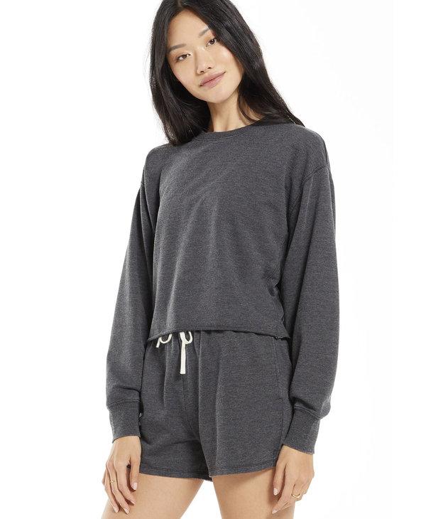 Claire Boxy Sweatshirt