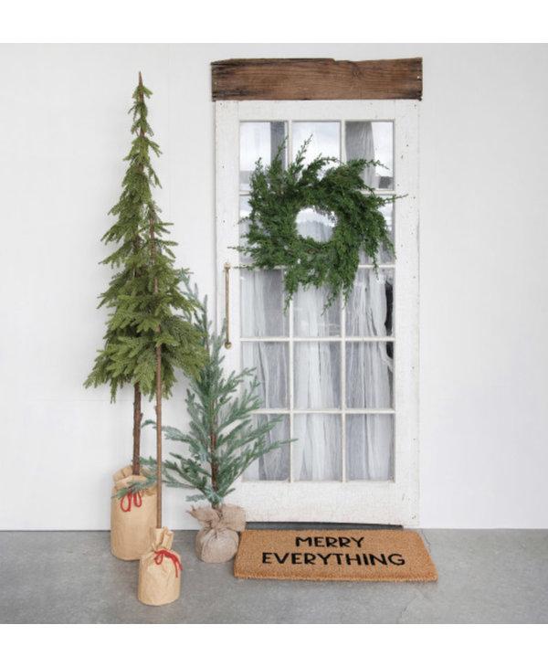Merry Everything Doormat