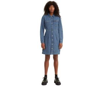 Ellie Denim Dress