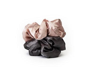 Satin Pillow Scrunchies