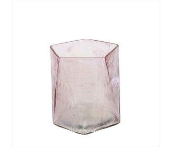Prism Votive M, Pink