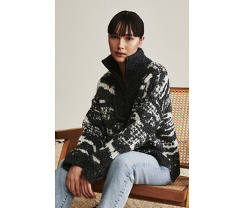 Calder Sweater, Black Onyx