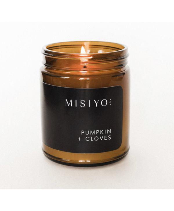Pumpkin + Cloves Candle