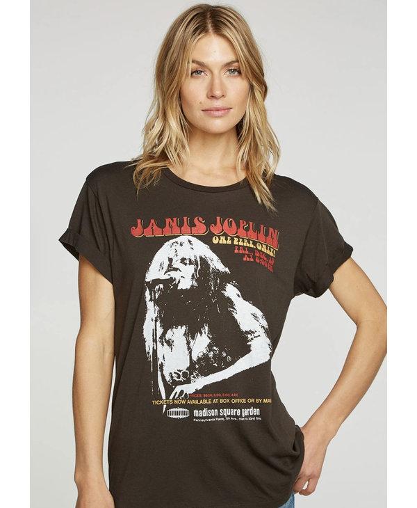Janis Joplin Madison Square Garden, Union Black