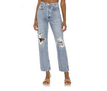 90's Jean Mid Rise Loose Fit, Wander