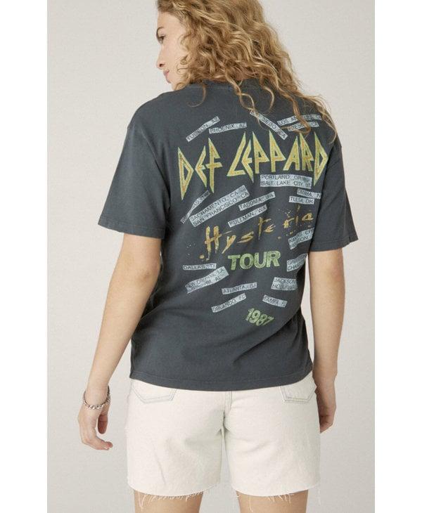 Def Leppard Hysteria Tour Weekend Tee