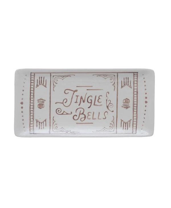 Christmas Stoneware Platters