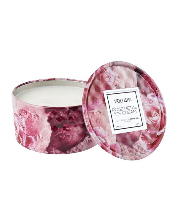 Voluspa Rose Petal Ice Cream