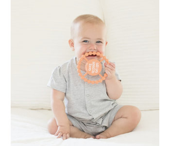 All We Need Is Love Happy Teether