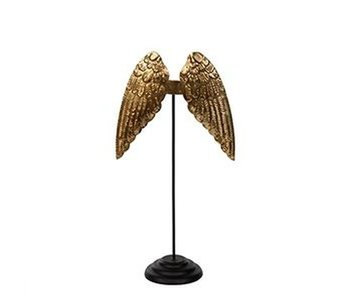 Angel Wings Mantel Stand
