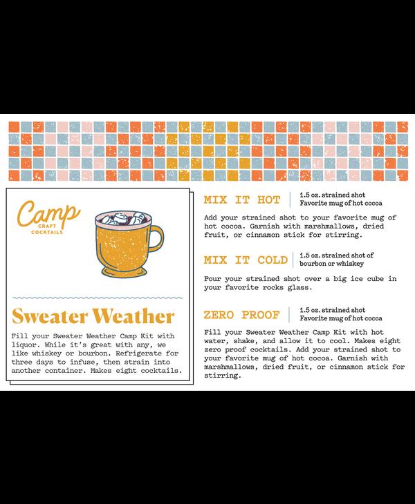 Sweater Weather, 16oz