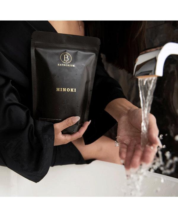 Hinoki Magnesium Bath Flake