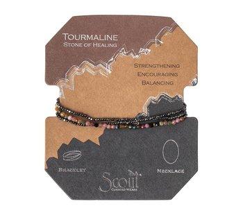 Delicate Stone Tourmaline, Stone of Healing