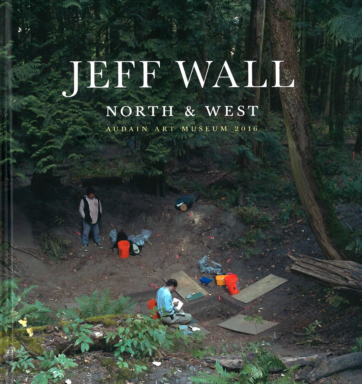 North & West - Jeff Wall