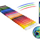Ultra Soft Oil Pastels Bright Colour Assortment 25 pack