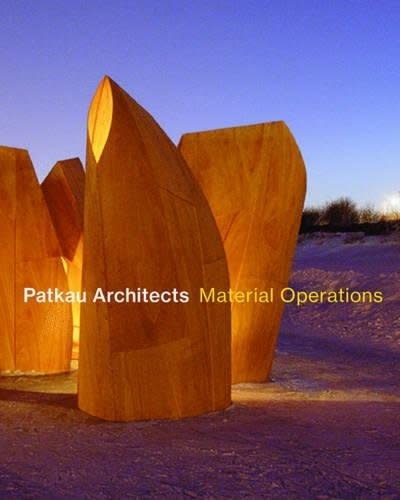 Patkau Architects Material Operations
